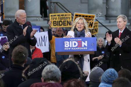 Editorial image of Election 2020 Joe Biden, Concord, USA - 08 Nov 2019