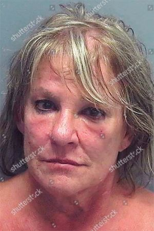 Stock Image of This undated image provided by the Lee County Sheriff's Office shows Linda La Roche, 64, of Cape Coral, Fla., who has been charged with homicide and hiding a corpse in the 1999 death of Peggy Lynn Johnson. Johnson was known only as Jane Doe after her body was found in a cornfield in Racine County, Wisconsin, until DNA testing in 2019 identified her