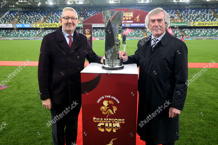 Editorial photo of Unite the Union Champions Cup First Leg, National Football Stadium at Windsor Park, Belfast  - 08 Nov 2019
