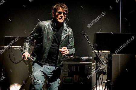 Morten Harket of Norwegian pop group a-ha performs in AFAS Live in Amsterdam, The Netherlands, 08 November 2019. The trio is best known for hits like 'Take on Me' and 'The Sun Always Shines on TV.'