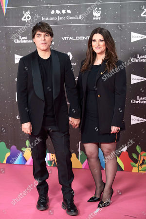 Editorial photo of LOS40 Music Awards, Arrivals, Wizink Center, Madrid, Spain - 08 Nov 2019