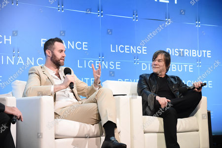 Editorial photo of AFM Finance Conference I - The Future of Film, American Film Market 2019, Santa Monica, Los Angeles, USA - 08 Nov 2019