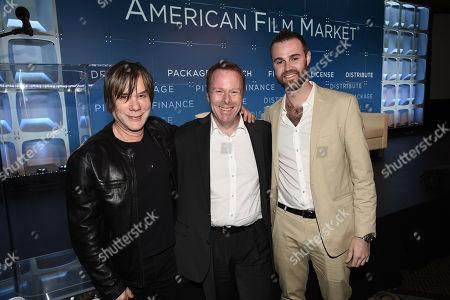 Editorial image of AFM Finance Conference I - The Future of Film, American Film Market 2019, Santa Monica, Los Angeles, USA - 08 Nov 2019