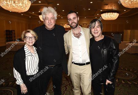 Editorial picture of AFM American Film Market 2019, Santa Monica, Los Angeles, USA - 08 Nov 2019