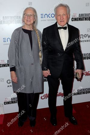 Summer Mann and Michael Mann