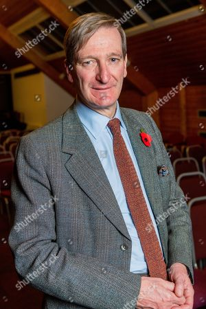 Former Conservative MP, Dominic Grieve QC PC, speaks at Hertford College, Oxford University, to a crowd of 200 undergraduates.