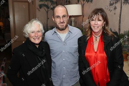 Glenn Close, Darren Aronofsky, Jane Rosenthal (Producer)
