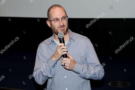 Stock Photo of Darren Aronofsky (Host)