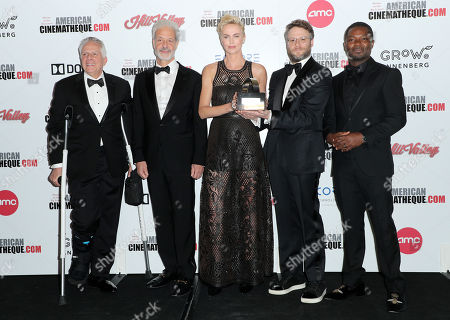 Editorial picture of 33rd Annual American Cinematheque Awards Gala, Photocall, Beverly Hilton, Los Angeles, USA - 08 Nov 2019