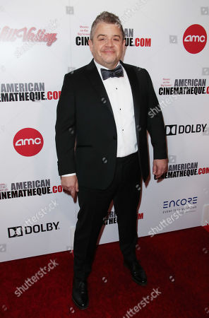 Stock Picture of Patton Oswalt