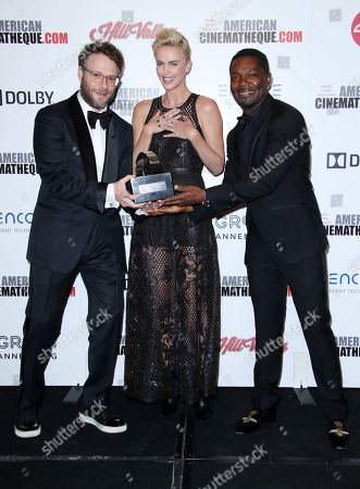 Editorial image of 33rd Annual American Cinematheque Awards Gala, Arrivals, Beverly Hilton, Los Angeles, USA - 08 Nov 2019