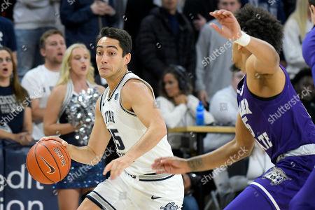 Editorial photo of Weber St Utah St Basketball, Logan, USA - 08 Nov 2019