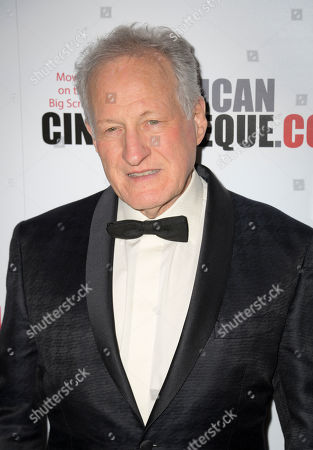 Michael Mann poses for photographers upon his arrival for the American Cinematheque 2019 Award Show at the Beverly Hilton in Los Angeles, California, USA, 08 November 2019.
