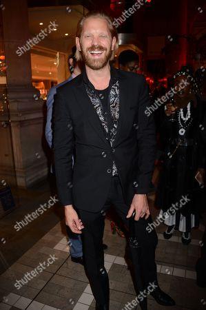 Editorial picture of Joshua Kane catwalk show, London, UK - 08 Nov 2019