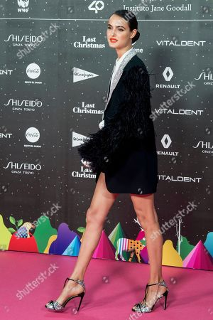 Editorial picture of LOS40 Music Awards, Arrivals, Wizink Center, Madrid, Spain - 08 Nov 2019