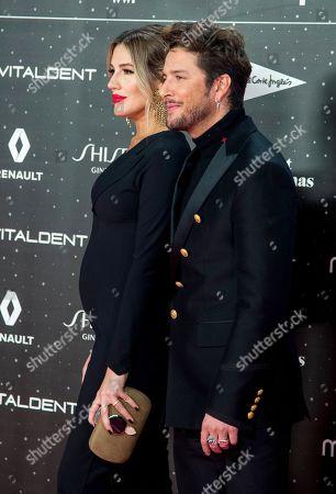Editorial image of LOS40 Music Awards, Arrivals, Wizink Center, Madrid, Spain - 08 Nov 2019
