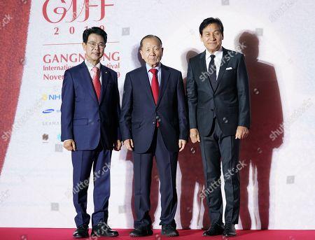 Editorial picture of 1st Gangneung International Film Festival, Gangneung, South Korea - 08 Nov 2019