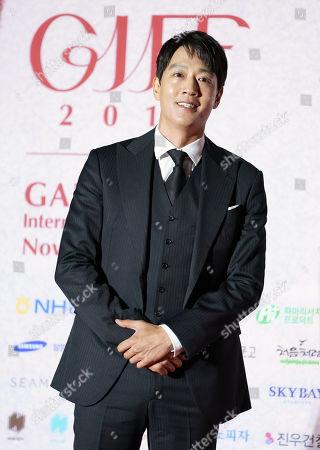 Stock Photo of Kim Rae-won