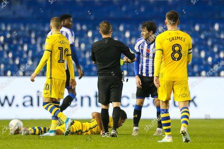 Editorial picture of Sheffield Wednesday v Swansea City, EFL Sky Bet Championship - 09 Nov 2019