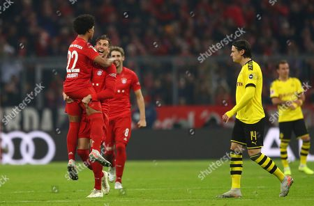 Editorial photo of Bundesliga Soccer, Munich, Germany - 09 Nov 2019