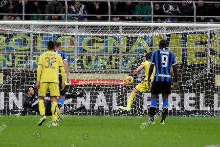 Editorial image of Soccer Serie A, Milan, Italy - 09 Nov 2019