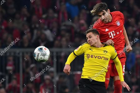 Editorial photo of FC Bayern vs Borussia Dortmund, Munich, Germany - 09 Nov 2019