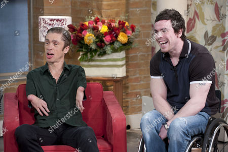 Mat Fraser and Peter Mitchell,