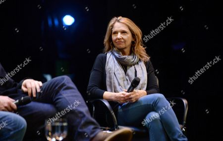 Stock Picture of Anne Hubbell is seen at the Produced By: New York Conference at Florence Gould Hall, in New York