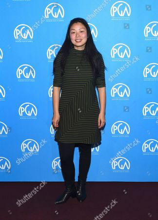 Nanfu Wang is seen at the Produced By: New York Conference at Florence Gould Hall, in New York
