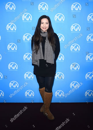 Stock Picture of Nina Yang Bongiovi is seen at the Produced By: New York Conference at Florence Gould Hall, in New York