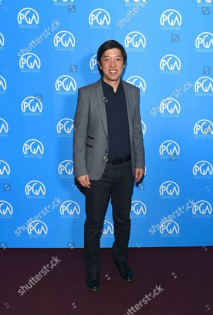 Dan Lin as seen at the Produced By: New York Conference at Florence Gould Hall, in New York