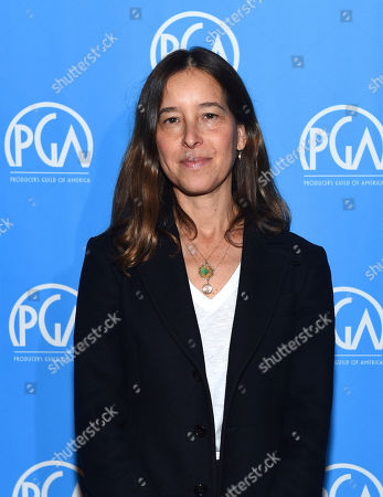 Pamela Koffler is seen at the Produced By: New York Conference at Florence Gould Hall, in New York