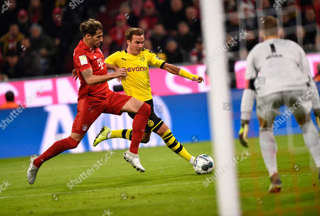 Editorial picture of FC Bayern Munich vs Borussia Dortmund, Germany - 09 Nov 2019