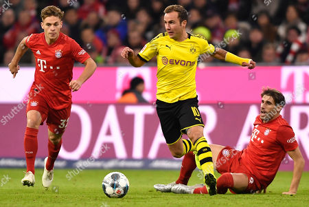 Editorial image of FC Bayern Munich vs Borussia Dortmund, Germany - 09 Nov 2019