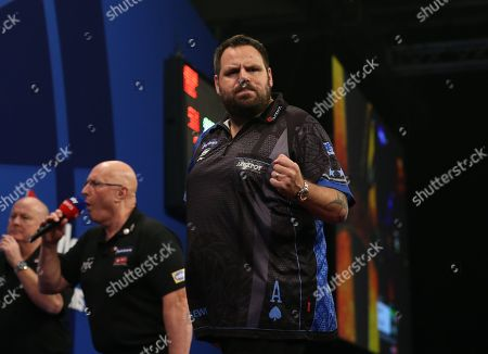 Stock Photo of Adrian Lewis at Aldersley Leisure Village, Wolverhampton. Picture by Chris Sargeant
