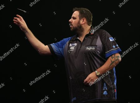 Editorial photo of 2019 Grand Slam of Darts, Wolverhampton - 09 Nov 2019