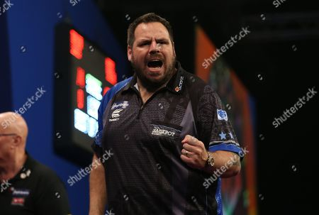 Stock Image of Adrian Lewis at Aldersley Leisure Village, Wolverhampton. Picture by Chris Sargeant