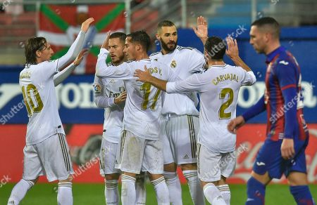 Editorial image of Soccer La Liga, Eibar, Spain - 09 Nov 2019