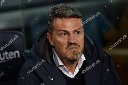 RC Celta new head coach Oscar Garcia