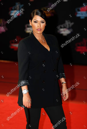 Editorial image of 21st NRJ Music Awards in Cannes, France - 09 Nov 2019