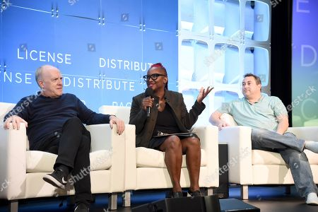 Cassian Elwes, Producer, Elevated, Effie Brown, Producer, Duly Noted, Inc., Tobin Armbrust, President, Worldwide Production & Acquisitions, Virgin Produced