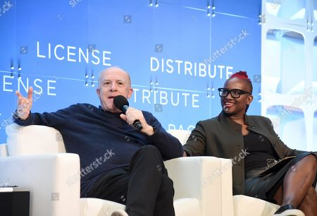 Cassian Elwes, Producer, Elevated, Effie Brown, Producer, Duly Noted, Inc.