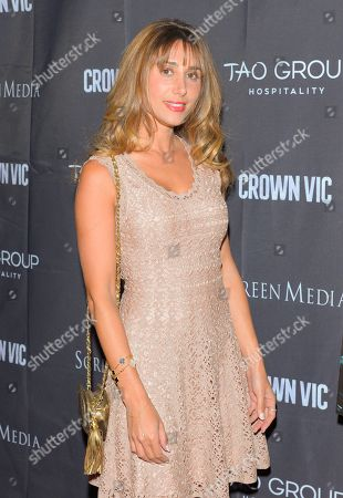 Editorial image of 'Crown Vic' special screening, New York, USA - 06 Nov 2019