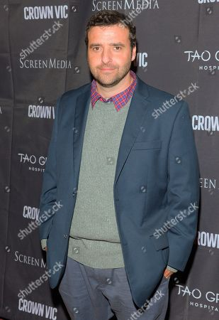 Editorial photo of 'Crown Vic' special screening, New York, USA - 06 Nov 2019