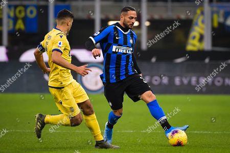 Danilo D'Ambrosio of Inter Milan