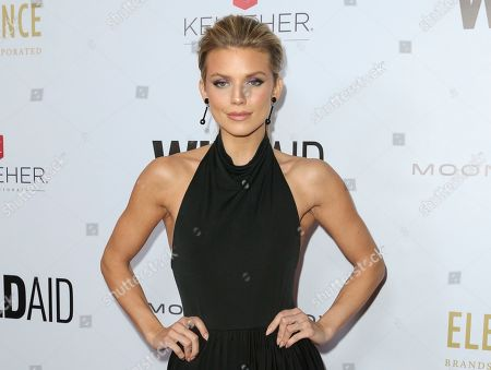 Editorial picture of WildAid Gala, Arrivals, Beverly Wilshire, Los Angeles, USA - 09 Nov 2019