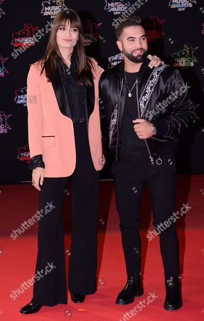 Clara Luciani and Kendji Girac
