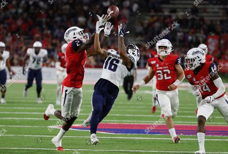 Editorial photo of Utah St St Football, Fresno, USA - 09 Nov 2019