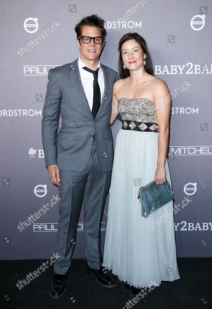 Editorial image of Baby2Baby Gala, Arrivals, 3Labs, Los Angeles, USA - 09 Nov 2019