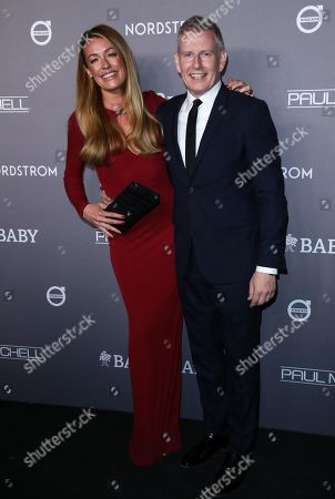 Editorial photo of Baby2Baby Gala, Arrivals, 3Labs, Los Angeles, USA - 09 Nov 2019